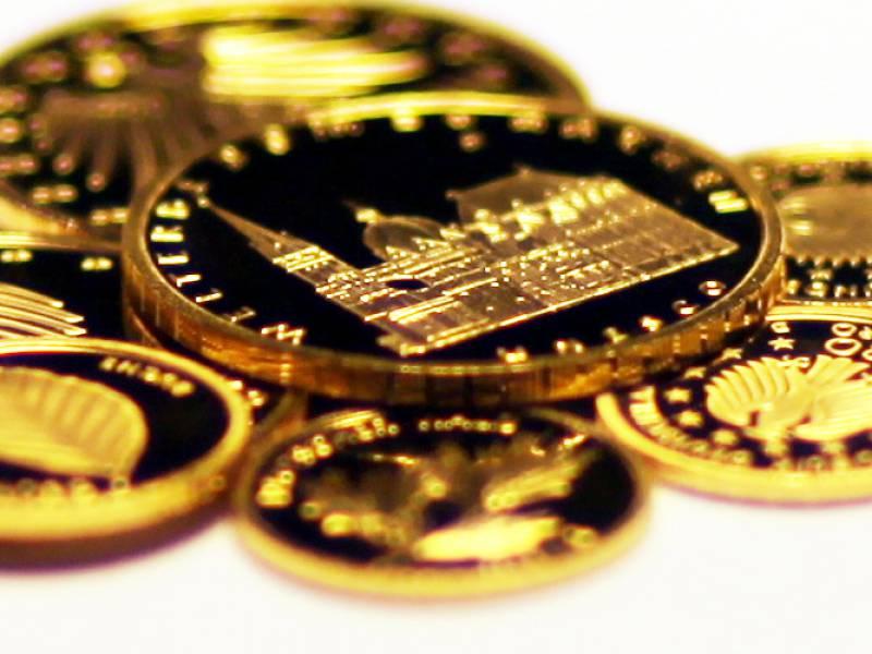 Bund Verkauft Goldmuenzen Unter Wert