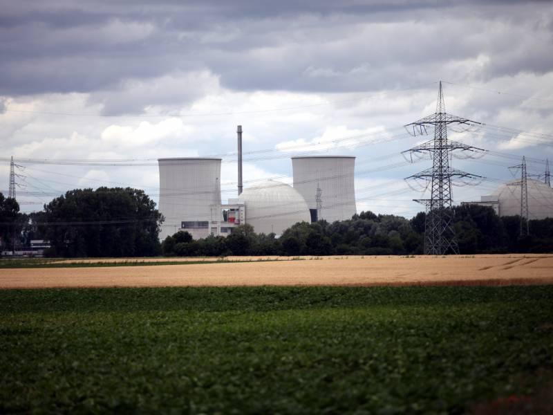Coronakrise Gruene Fordern Abschaltung Von Atomkraftwerken