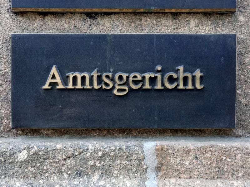 Deutsche Gerichte Fahren Betrieb Wieder Hoch