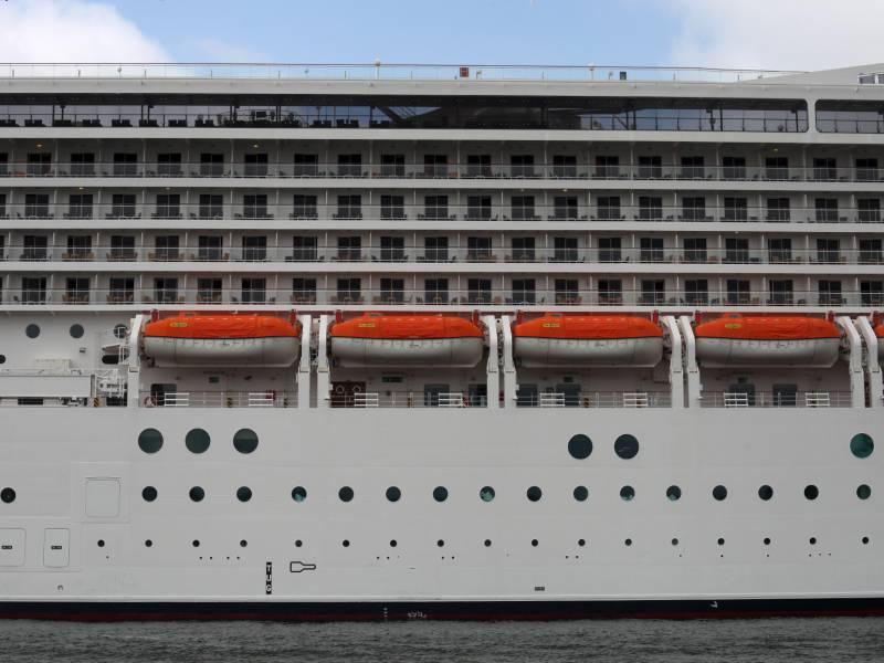 Eu Kommission Keine Griechenland Fluechtlinge Auf Kreuzfahrtschiff