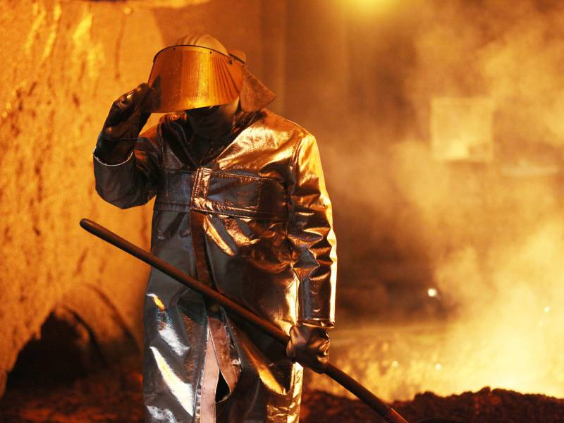 Ig Metall Fordert Hoeheres Kurzarbeitergeld