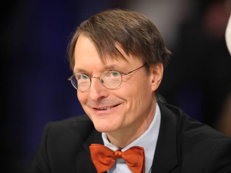 Lauterbach Haeufigster Talkshow Gast In Coronakrise