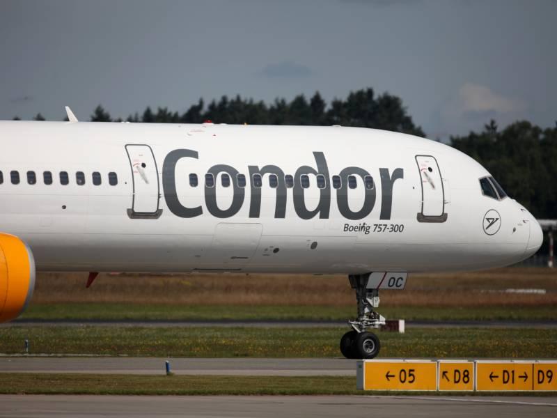 Luftfahrtexperte Fuerchtet Zerschlagung Von Condor