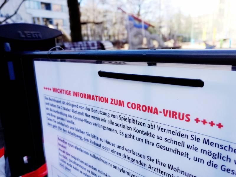 Nordrhein Westfalen Prueft Oeffnung Von Spielplaetzen Unter Bedingungen