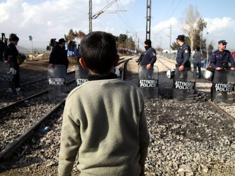 Spd Chefin Pocht Auf Aufnahme Weiterer Fluechtlinge Aus Griechenland