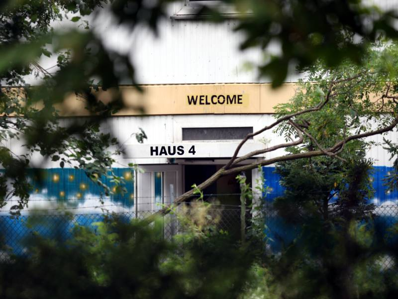 Verfassungsschutz Fuerchtet Uebergriffe Auf Fluechtlinge