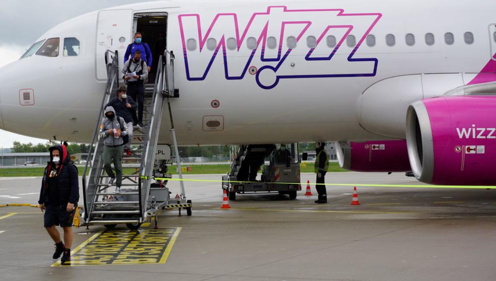 05 Pm Wizz Air Ankunft