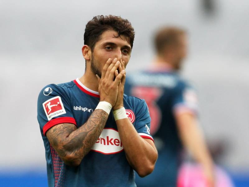 1 Bundesliga Duesseldorf Und Koeln Unentschieden