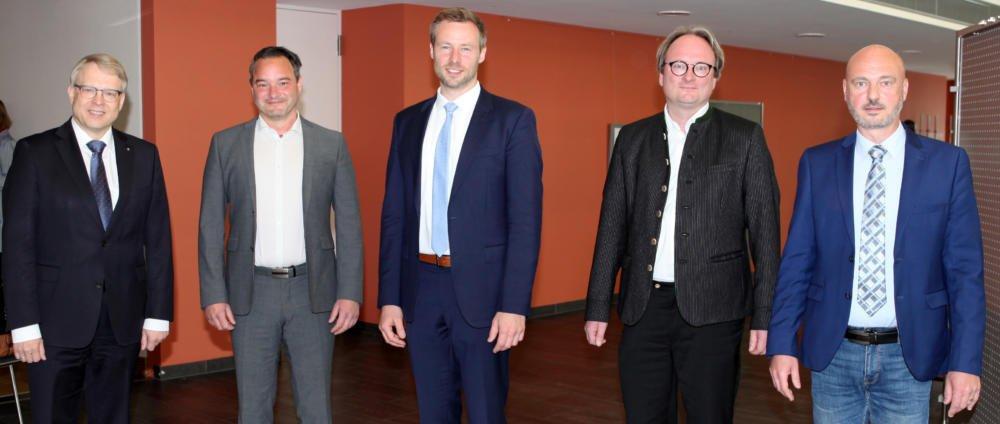 2020-05-04-Stellvertretende-Landräte Unterallgäu | Kreistag legt Verdienste für Landrat, Stellvertreter und Kreistagsmitglieder fest News Politik Unterallgäu |Presse Augsburg