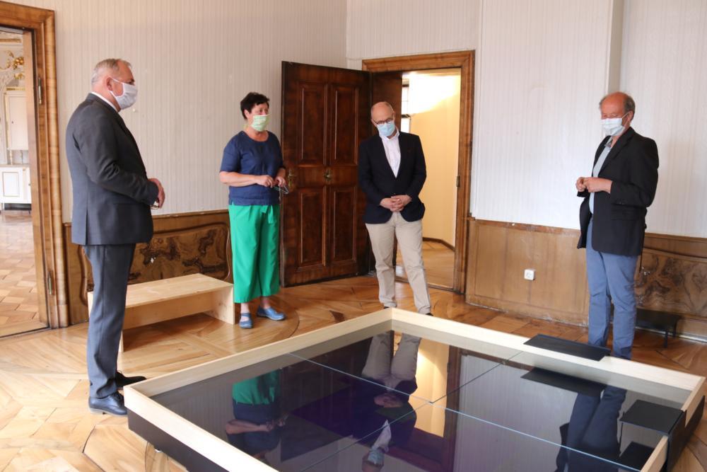 2020-05-19_Stadtmuseum_Wiedereröffnung Memminger Stadtmuseum mit neuen Ausstellungen wiedereröffnet Kunst & Kultur Memmingen News Memmingen Stadtmuseum |Presse Augsburg
