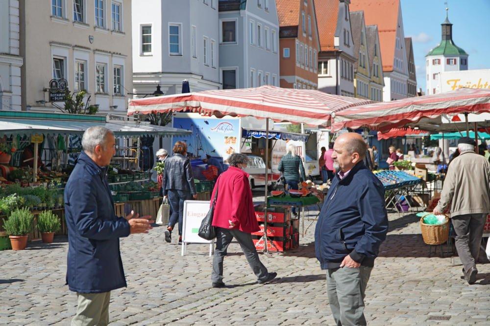 2020_05_12_Außengastronomie_Sondernutzungsflächen-1 Günzburg schafft mehr Platz für die Außengastronomie Günzburg Landkreis News Wirtschaft Außengastronomie Gastronomie Gerhard Jauernig Günzburg |Presse Augsburg