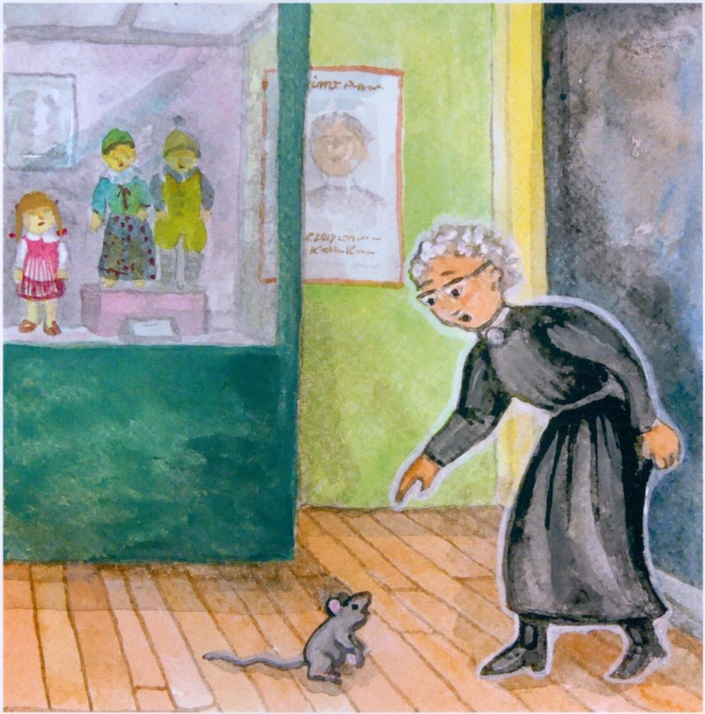 Illustration Maurer