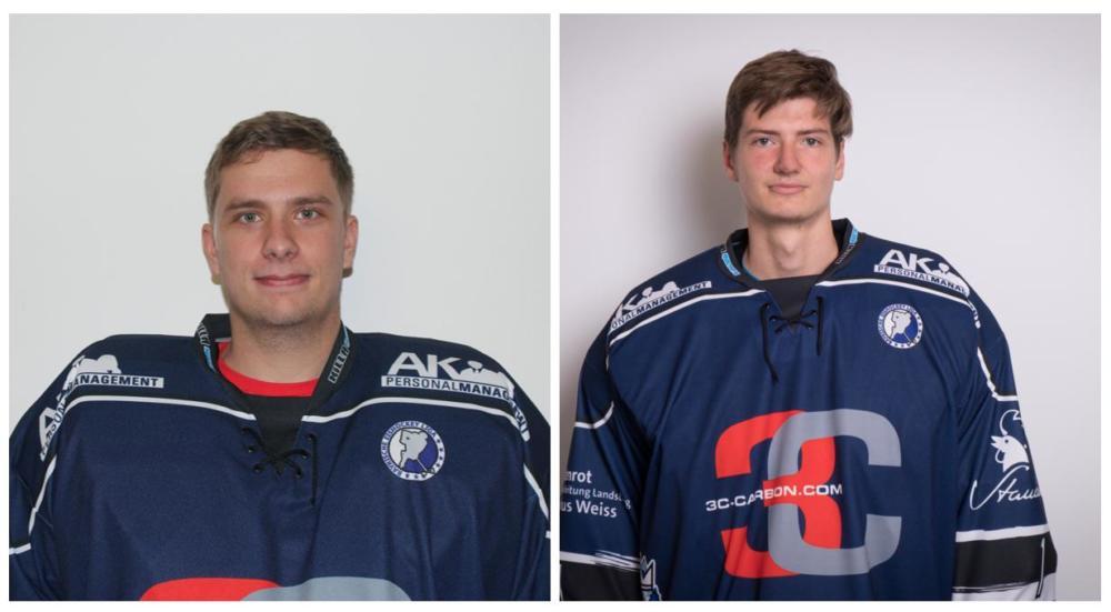 Unbenannt-8 HC Landsberg verpflichtet Torhüterduo für die kommende Saison Landsberg am Lech Sport HC Landsberg Riverkings |Presse Augsburg