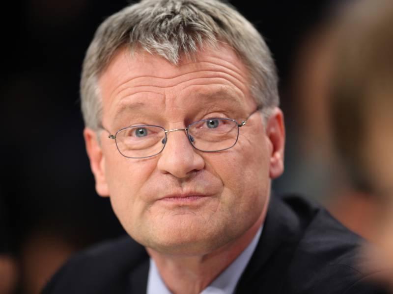 Afd Chef Verteidigt Parteiausschluss Von Kalbitz