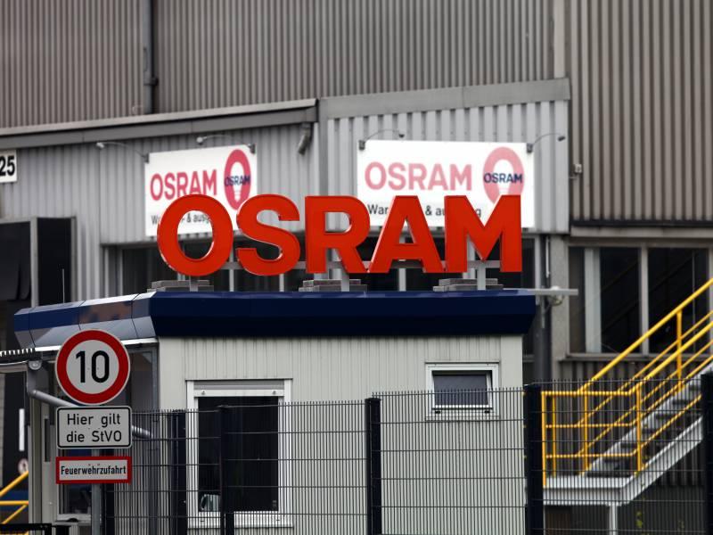 Ams Chef Weist Zweifel An Finanzierung Der Osram Uebernahme Zurueck