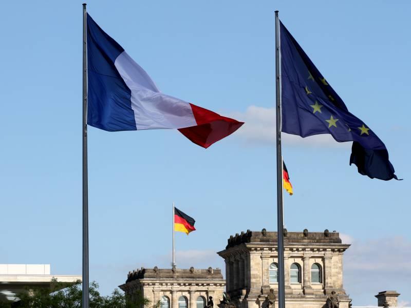 Berlin Und Paris Fuer Wiederaufbau Fonds In Hoehe Von 500 Milliarden Euro