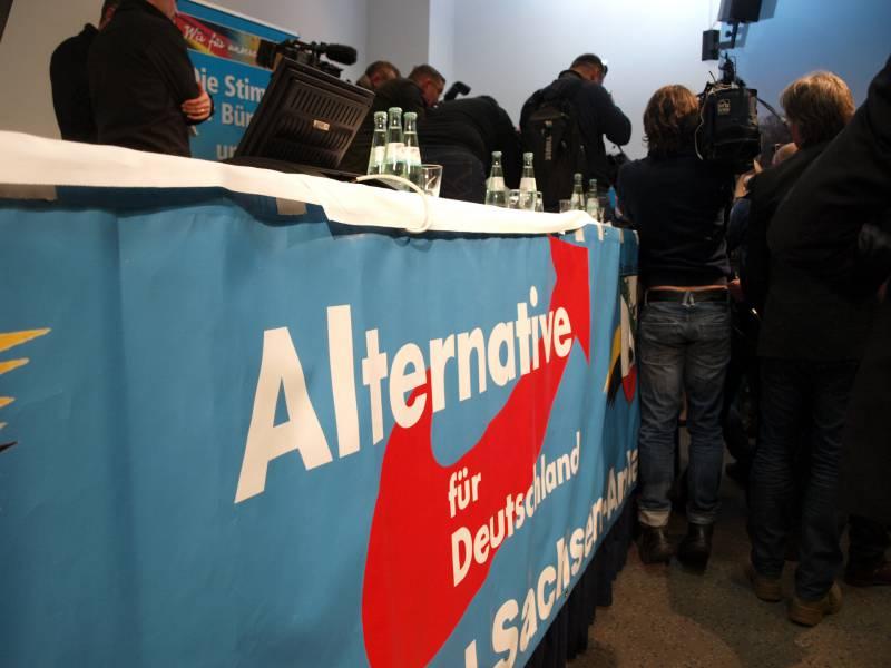 Brandenburgs Verfassungsschutz Spricht Von Scheinaufloesung Des Afd Fluegels