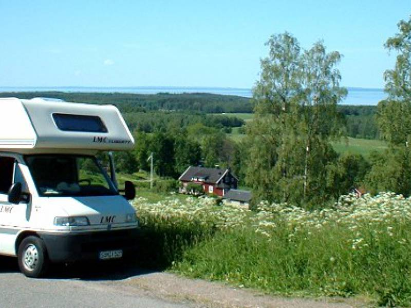 Buchungsansturm Auf Campingplaetze