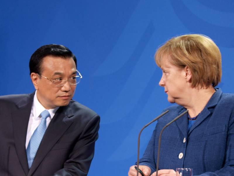 Bundesregierung Verteidigt Dialog Mit China