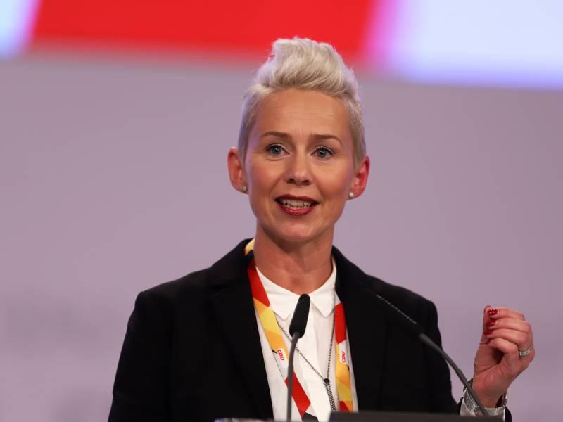 Cdu Vize Breher Will Mehr Weibliche Direktkandidaten