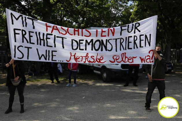 Demo Augsburg Corona079