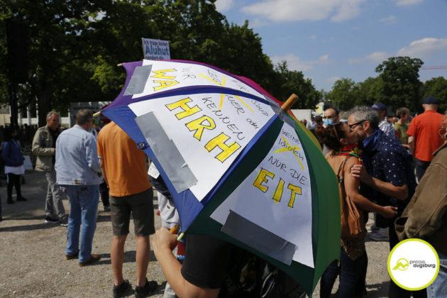 Demo Augsburg Corona096