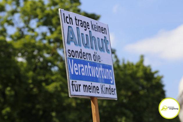 Demo Augsburg Corona097