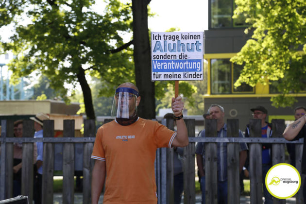 Demo Augsburg Corona142