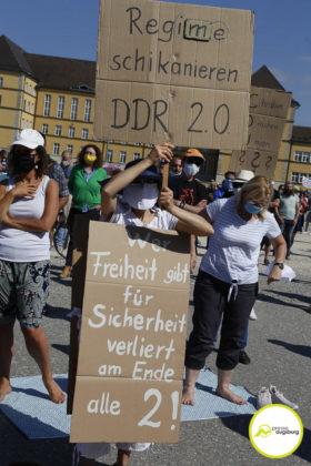 Demo Augsburg Corona157