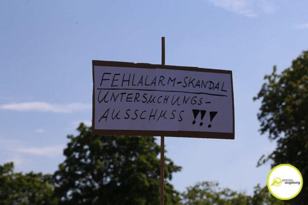 Demo Augsburg Corona158