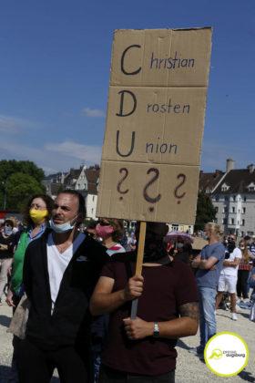 Demo Augsburg Corona162