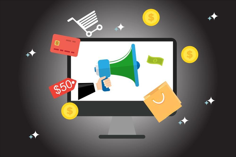 Symbolbild Für Den Online-Handel