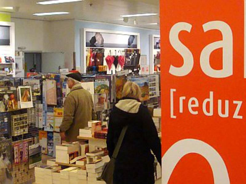 Einzelhandelsumsatz Kraeftig Eingebrochen