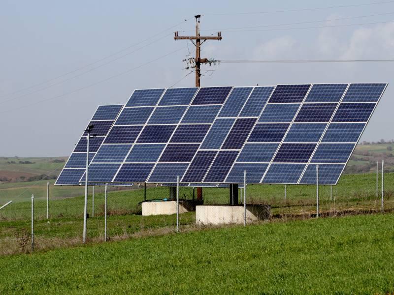 Energiewirtschaft Verlangt Mehr Tempo Bei Solar Und Windausbau