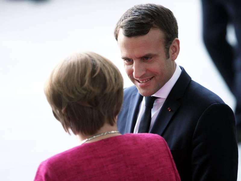 Eu Binnenmarktkommissar Begruesst Corona Plan Von Merkel Und Macron