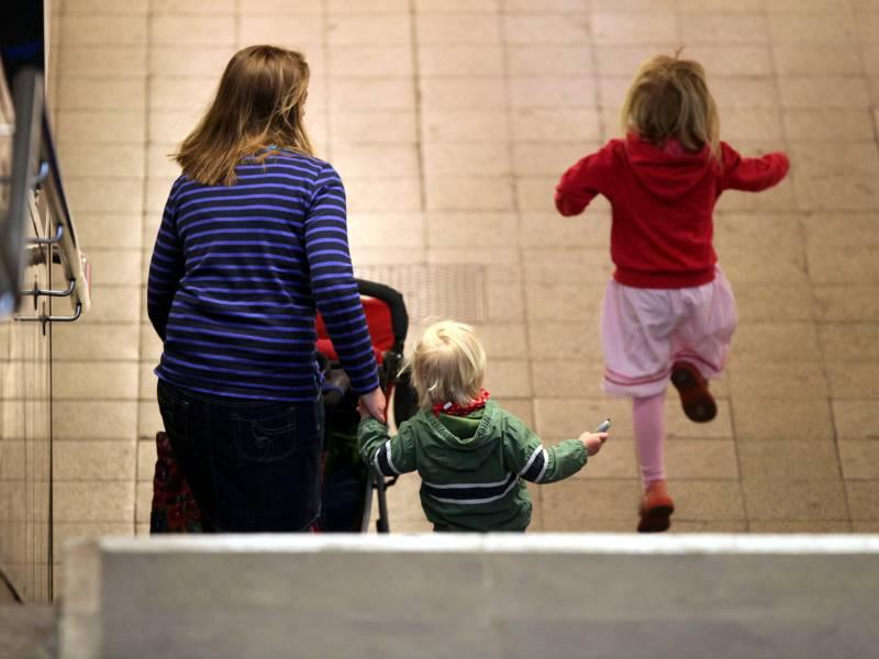 Familienministerin Warnt Vor Rueckkehr Zu Tradierten Rollenmustern