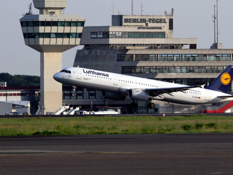 Flughafen Berlin Tegel Kann Am 15 Juni Schliessen