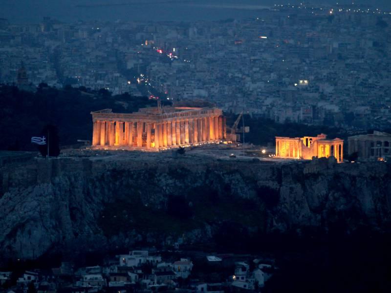 Griechenland Beantragt Bei Deutschland Sommerurlaub