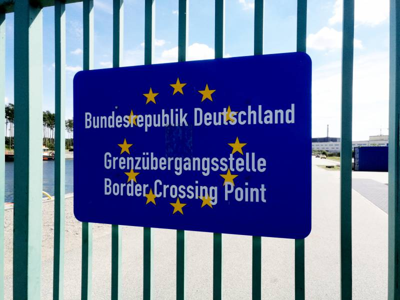 Gruene Kritisieren Seehofer Wegen Verlaengerung Der Grenzkontrollen