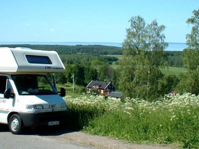 Immer Mehr Uebernachtungen Auf Campingplaetzen
