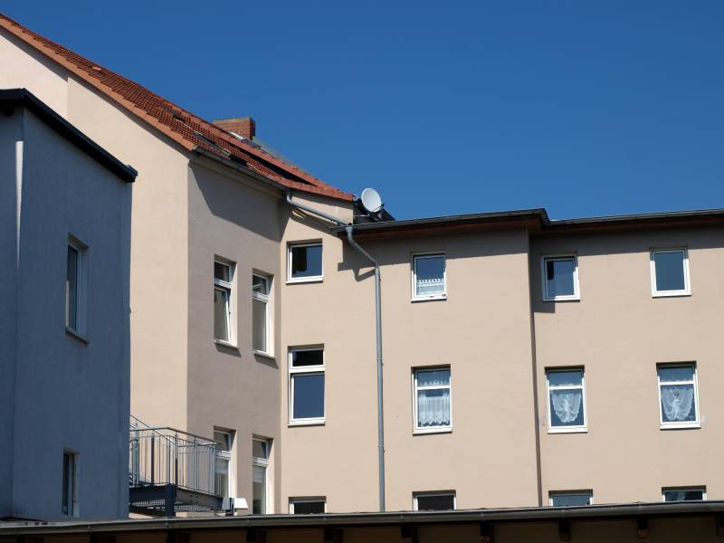 Immobilienwirtschaft Befuerchtet Gigantische Krise