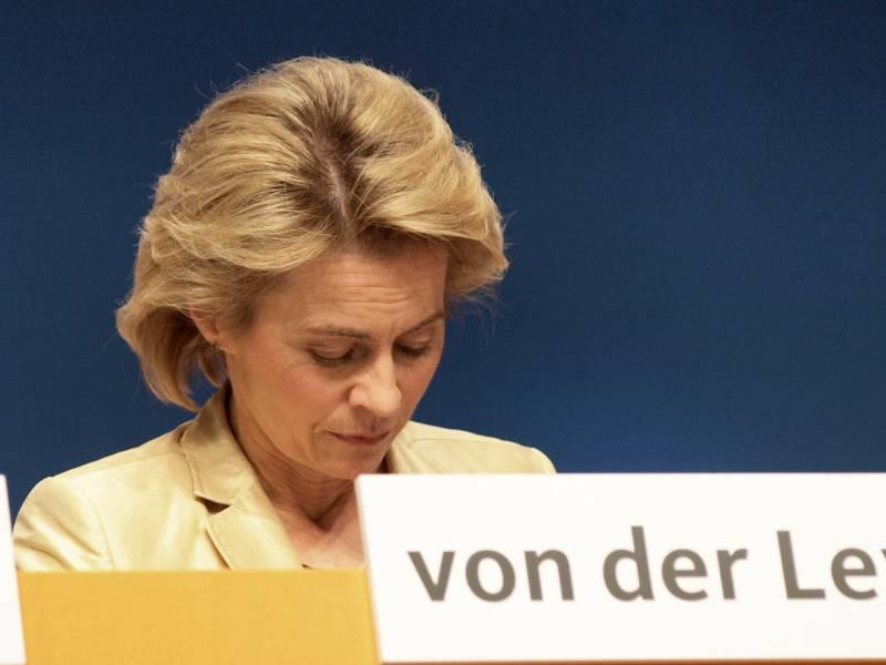 Kritik Aus Cdu An Eu Kommissionschefin Wird Lauter