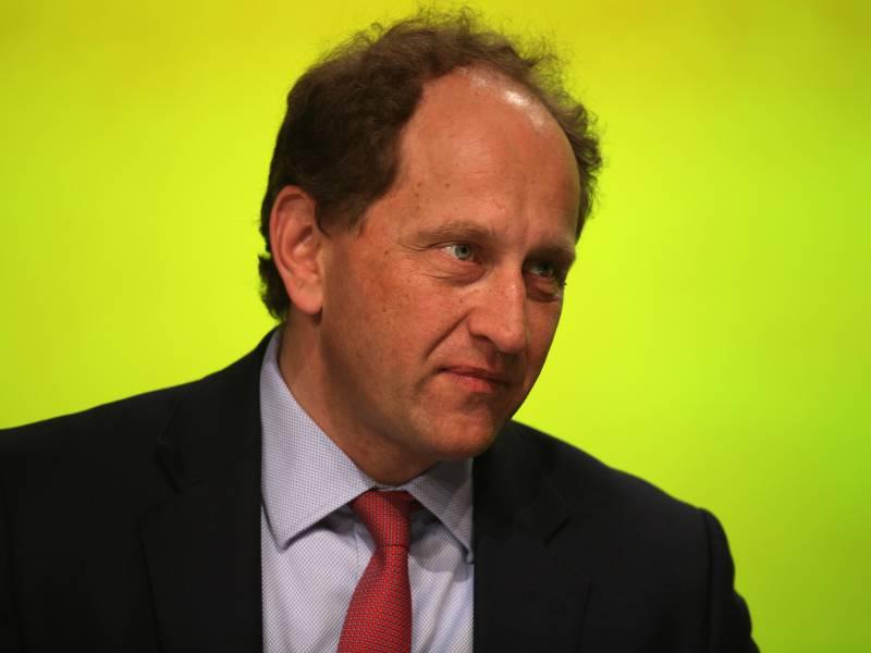 Lambsdorff Verlangt Von Bundesregierung Schaerferen Kurs Gegenueber China