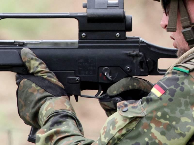 Leichtwaffen Export Linkspartei Kritisiert Bundesregierung