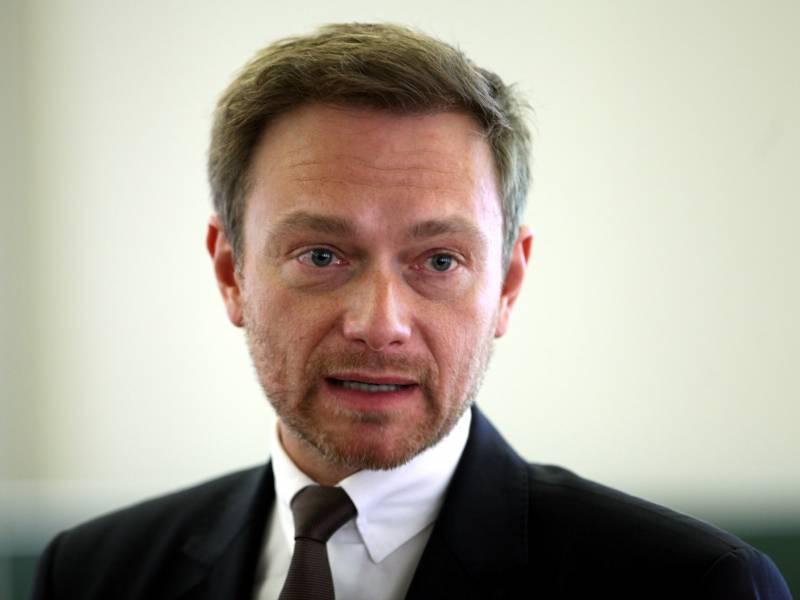 Lindner Palmer Passt Nicht Zur Fdp