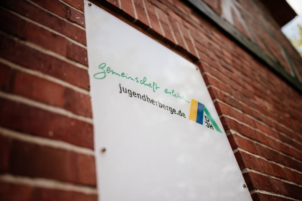 Logo Jugendherbergen