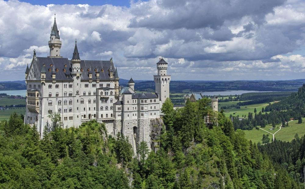 Neuschwanstein Castle 467116 1280