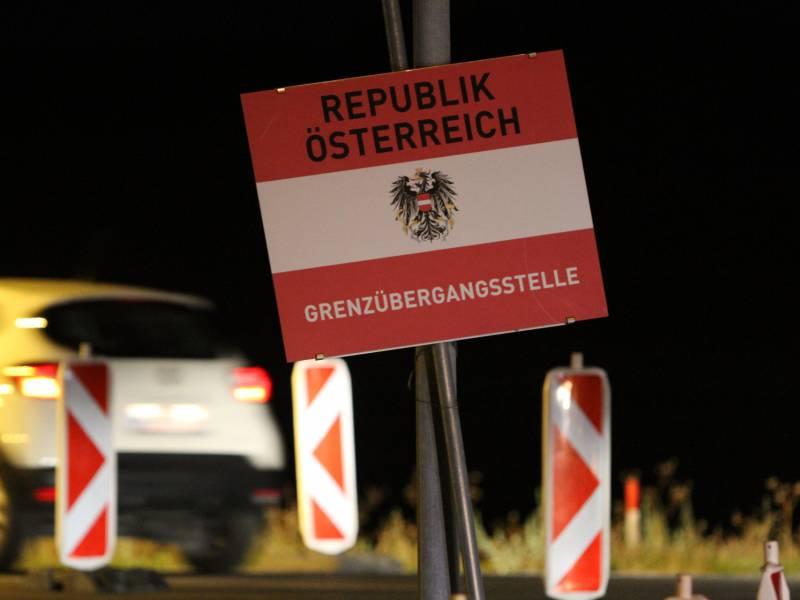 Oesterreich Will Grenze Zu Deutschland Mitte Juni Wieder Oeffnen