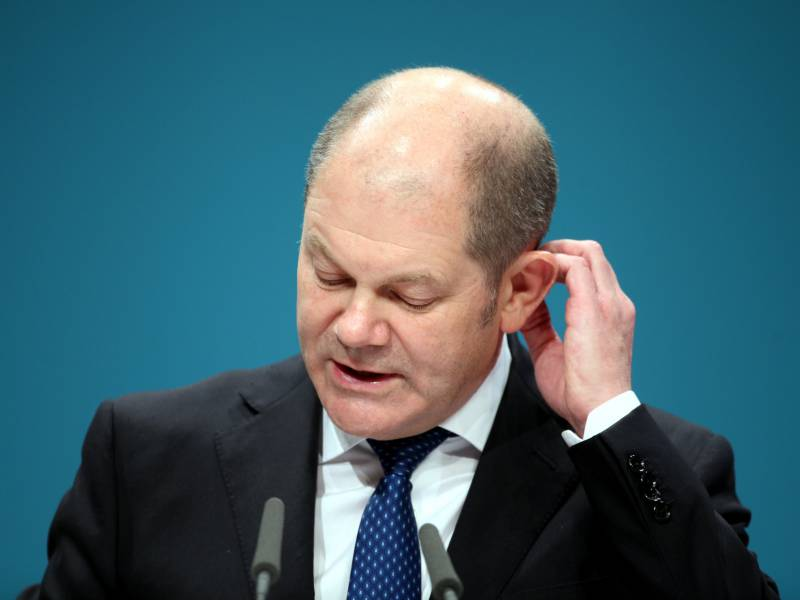 Opposition Reagiert Gespalten Auf Scholz Rettungsplan