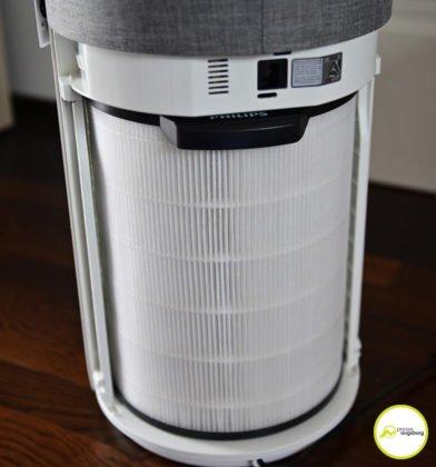 Philips Luftreiniger 012